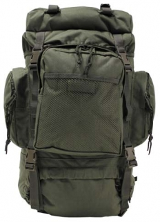 Ruksak Commando Tactical,zelený,65 lit.